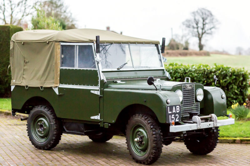 Land Rover 80 Inch Series 1 (1952)