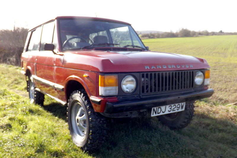 Land Rover Range Rover 3 Door (1980)