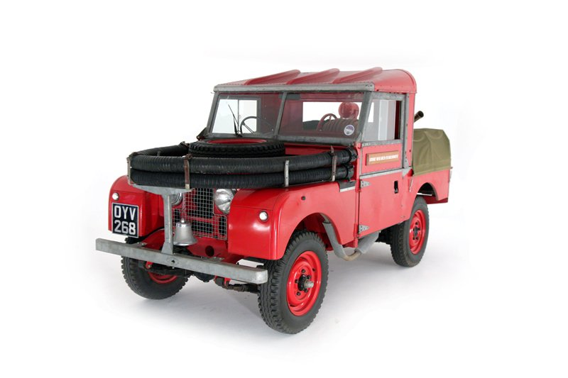 Land Rover Series I Fire Tender (1954)