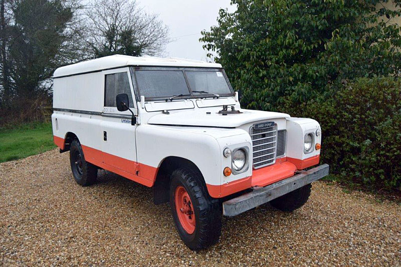 Land Rover Series 3 109 Inch (1982)