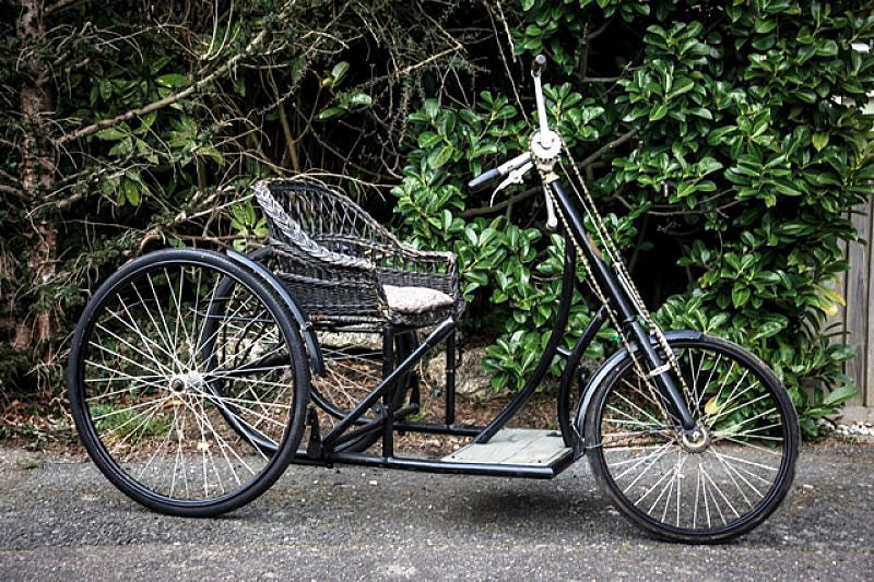 Le Monet Goyon Tricycle Model D (1923)