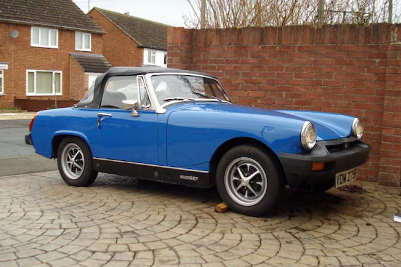 MG Midget 1500 Roadster (1977)
