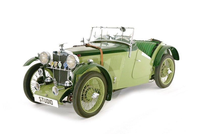 MG Midget J2 (1933)