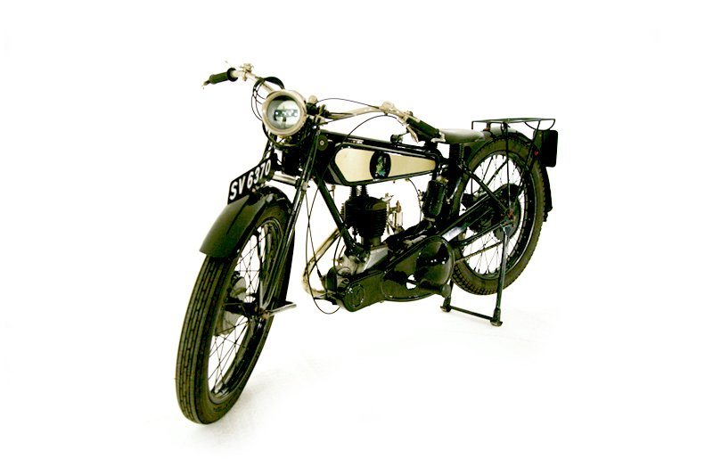 Matchless Motorcycles Model R (1926)