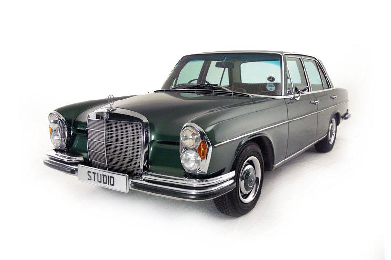 Mercedes 250SE (1967)