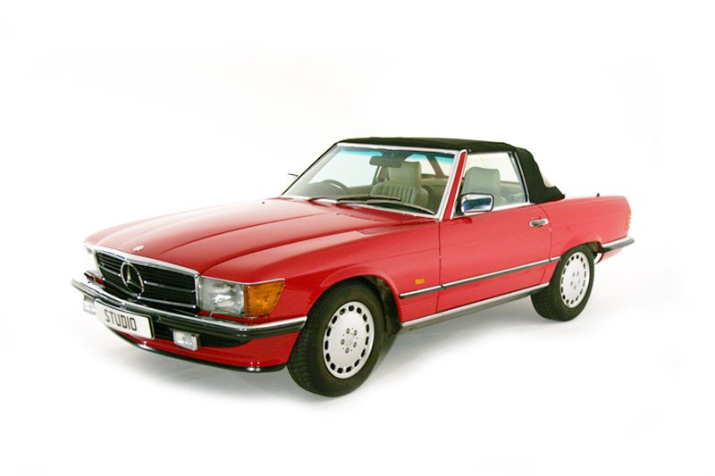 Mercedes 420 SL (1988)