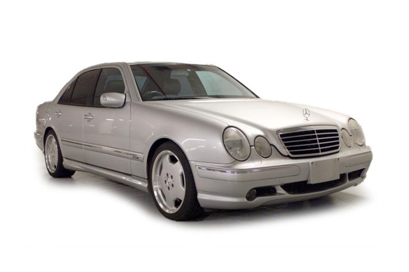 Mercedes E55 AMG (2000)