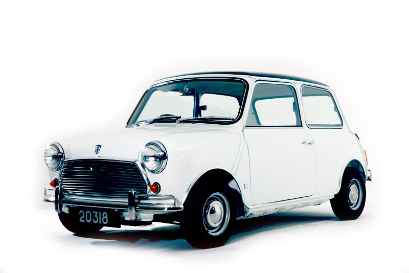 Mini Cooper S (1971)