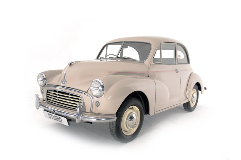 Morris Minor Split Screen (1955)