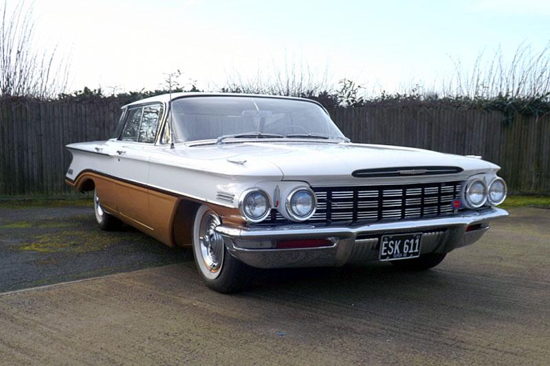 Oldsmobile Super 88 (1960)