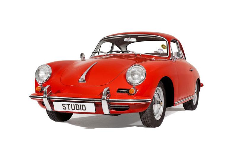 Porsche 356B 1600S Coupe (1962)