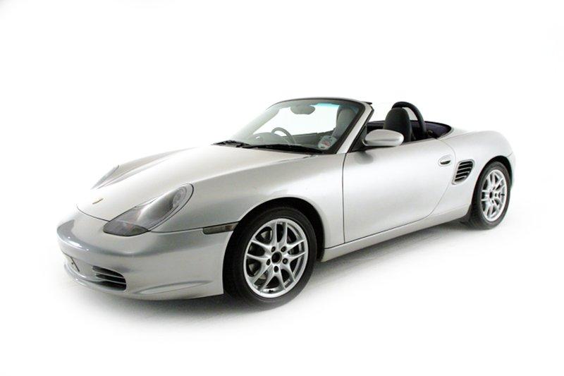 Porsche Boxter (2003)
