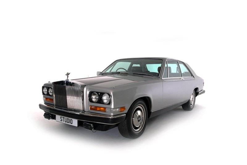Rolls Royce Camargue Coupe (1977)