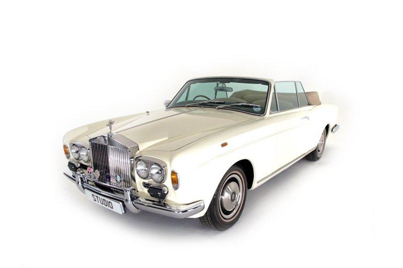 Rolls Royce Corniche IV (1971)