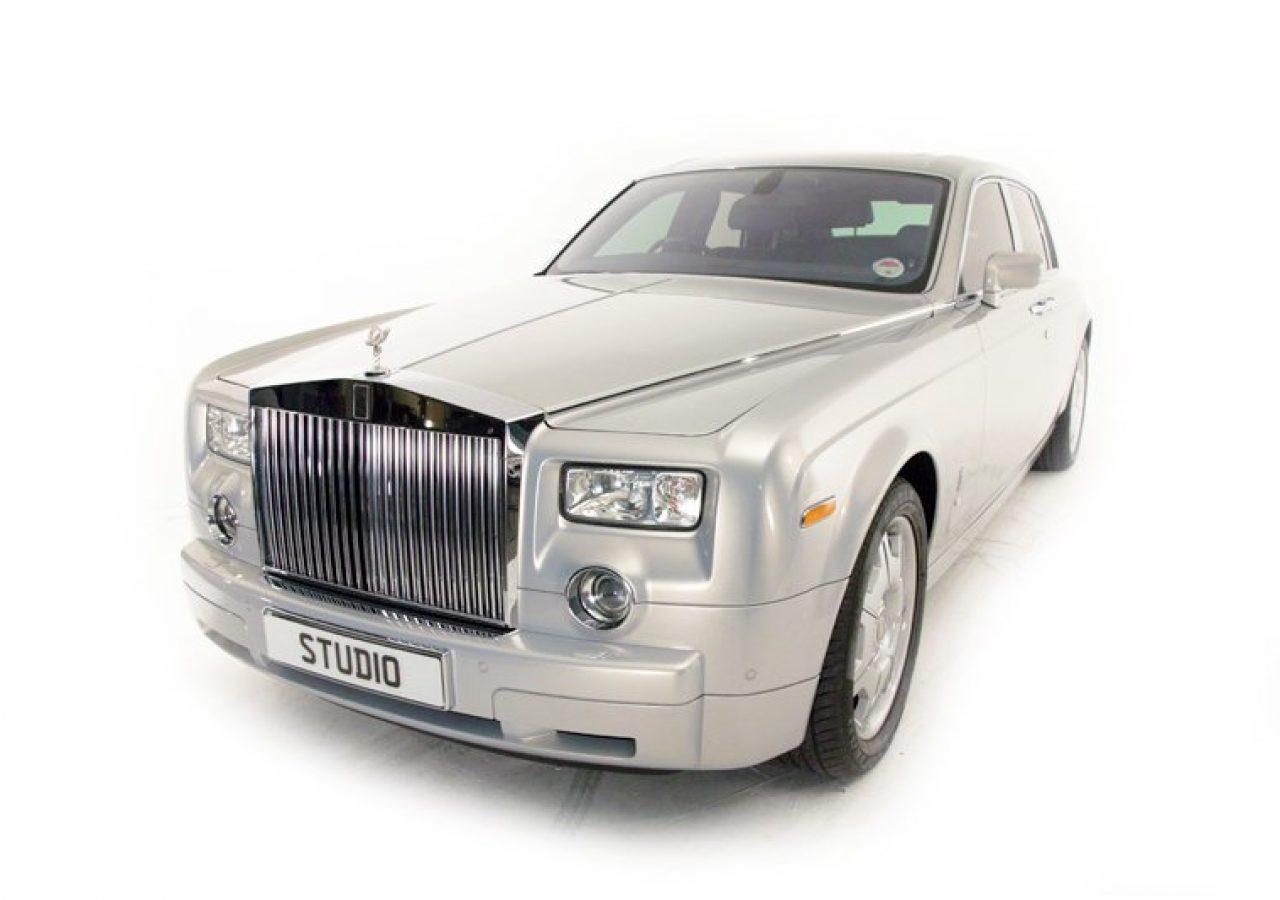 Rolls Royce Phantom (2010) - Studio 434