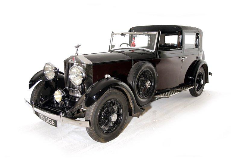 Rolls Royce Sedanca Deville (1932)