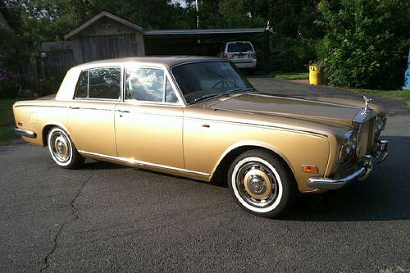 Rolls Royce Silver Spirit (1973)