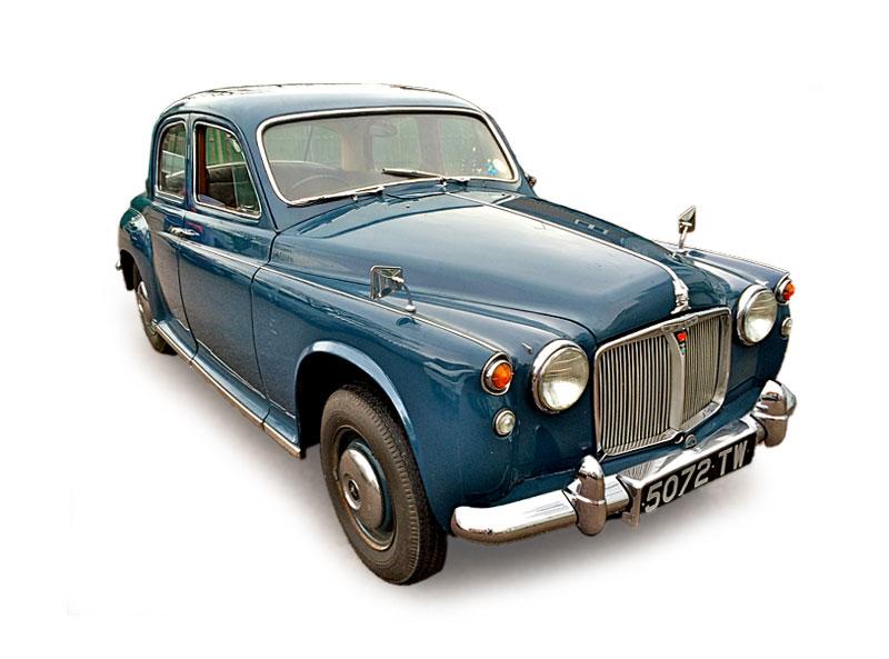Rover 80 (1960)