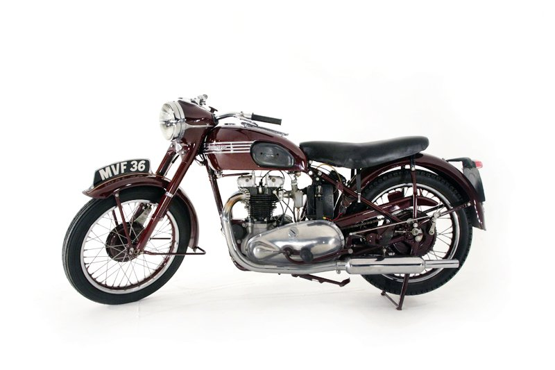 Triumph Motorcycles 5T Speed Twin Motorcycle (1951)