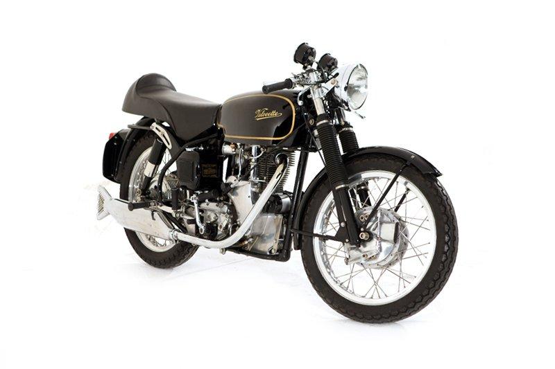 Velocette Motorcycles Venom Thruxton (1959)