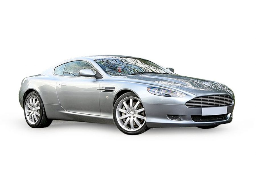 Aston Martin DB9 Coupé 2005