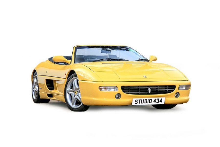 Ferrari 355 Spider (1997)