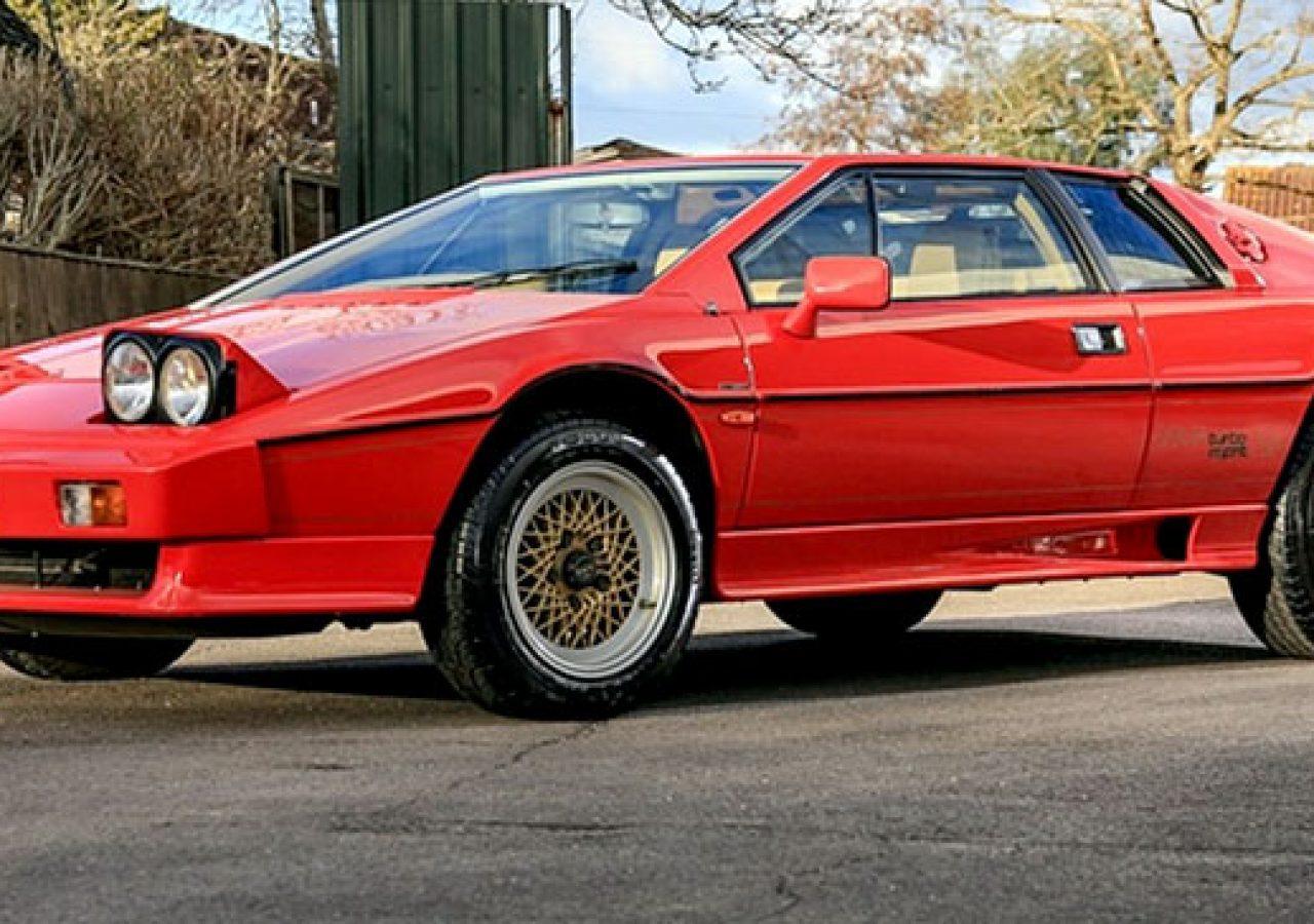 Lotus Esprit Turbo Hc 1989 Studio 434
