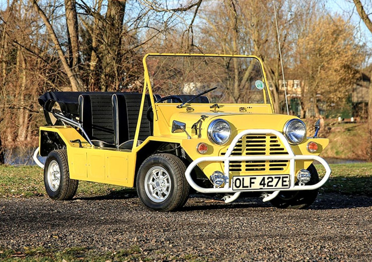 Studio434 Mini Moke 1967