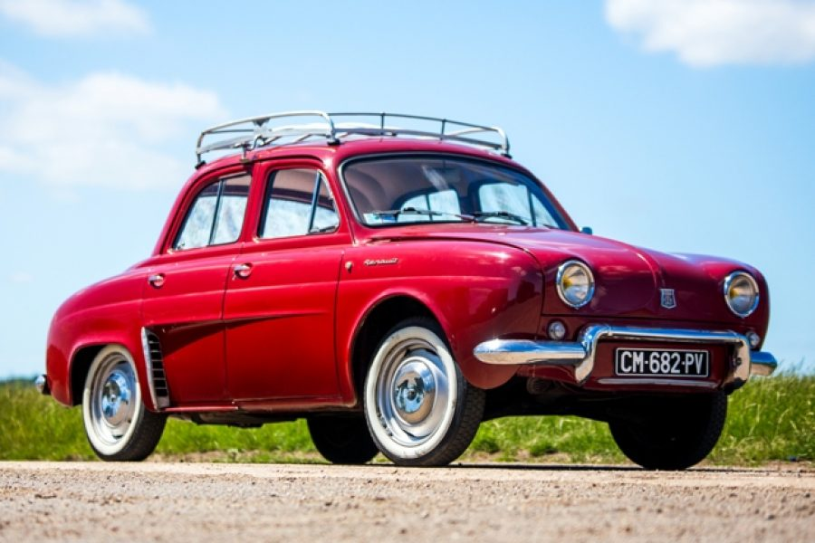 Renault Dauphine (1962)