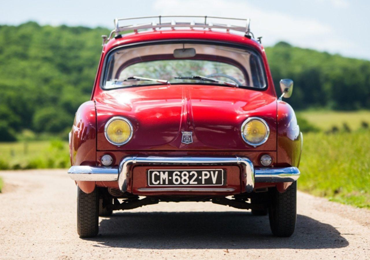Renault Dauphine 1962 Studio 434