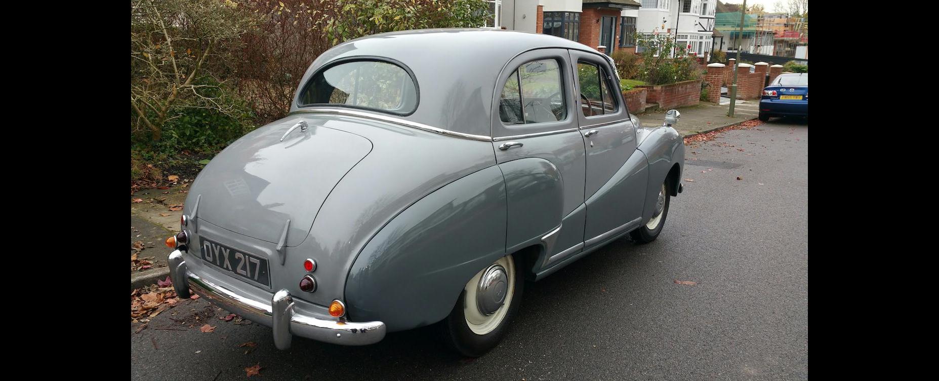 Austin A40 Somerset Saloon 1954 Studio 434
