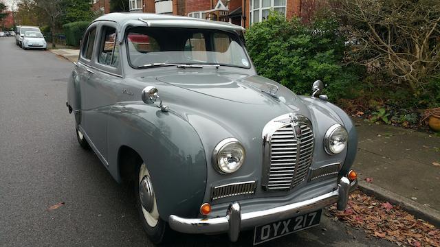 Austin A40 Somerset Saloon (1954)