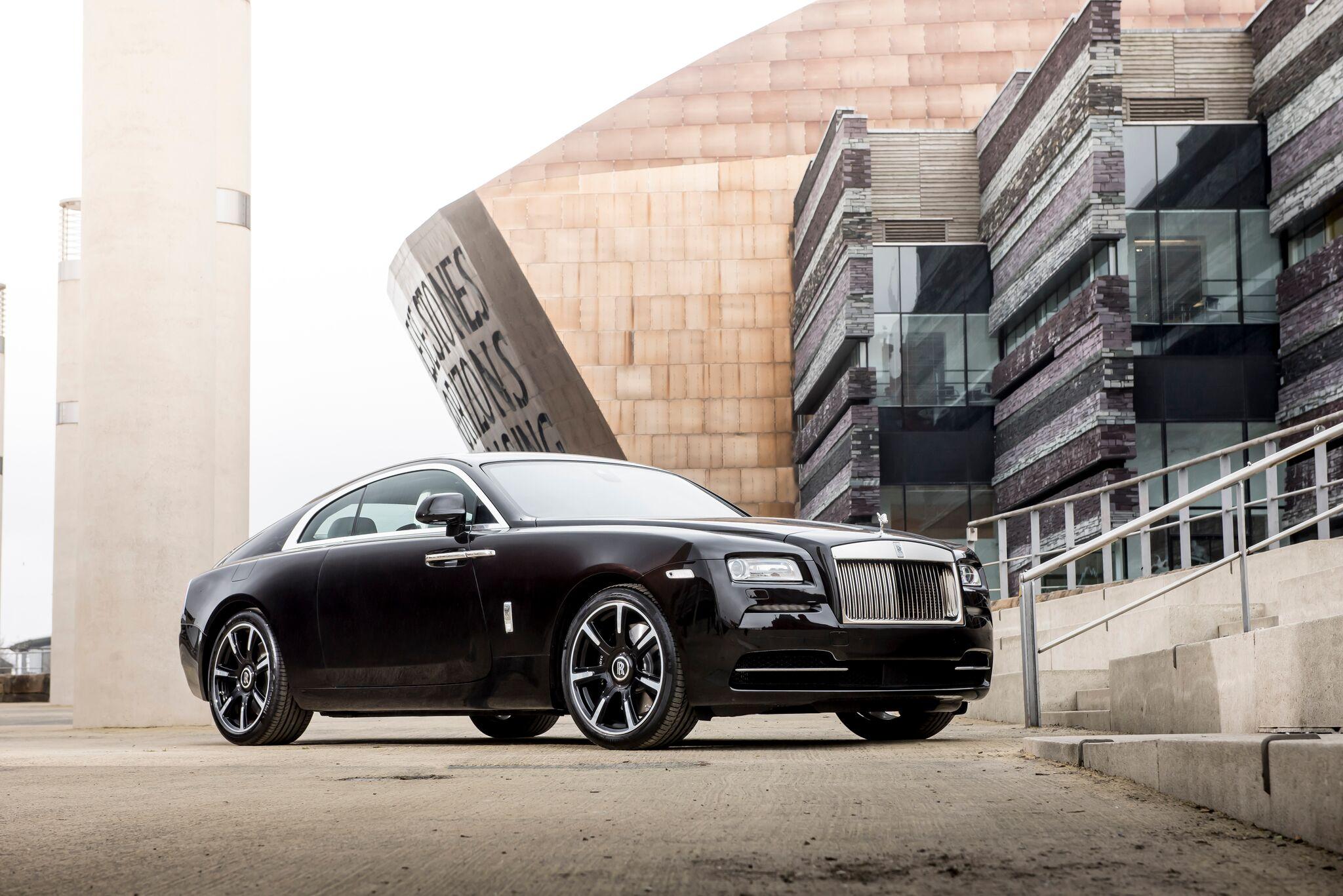 Rolls Royce Wraith (2017)