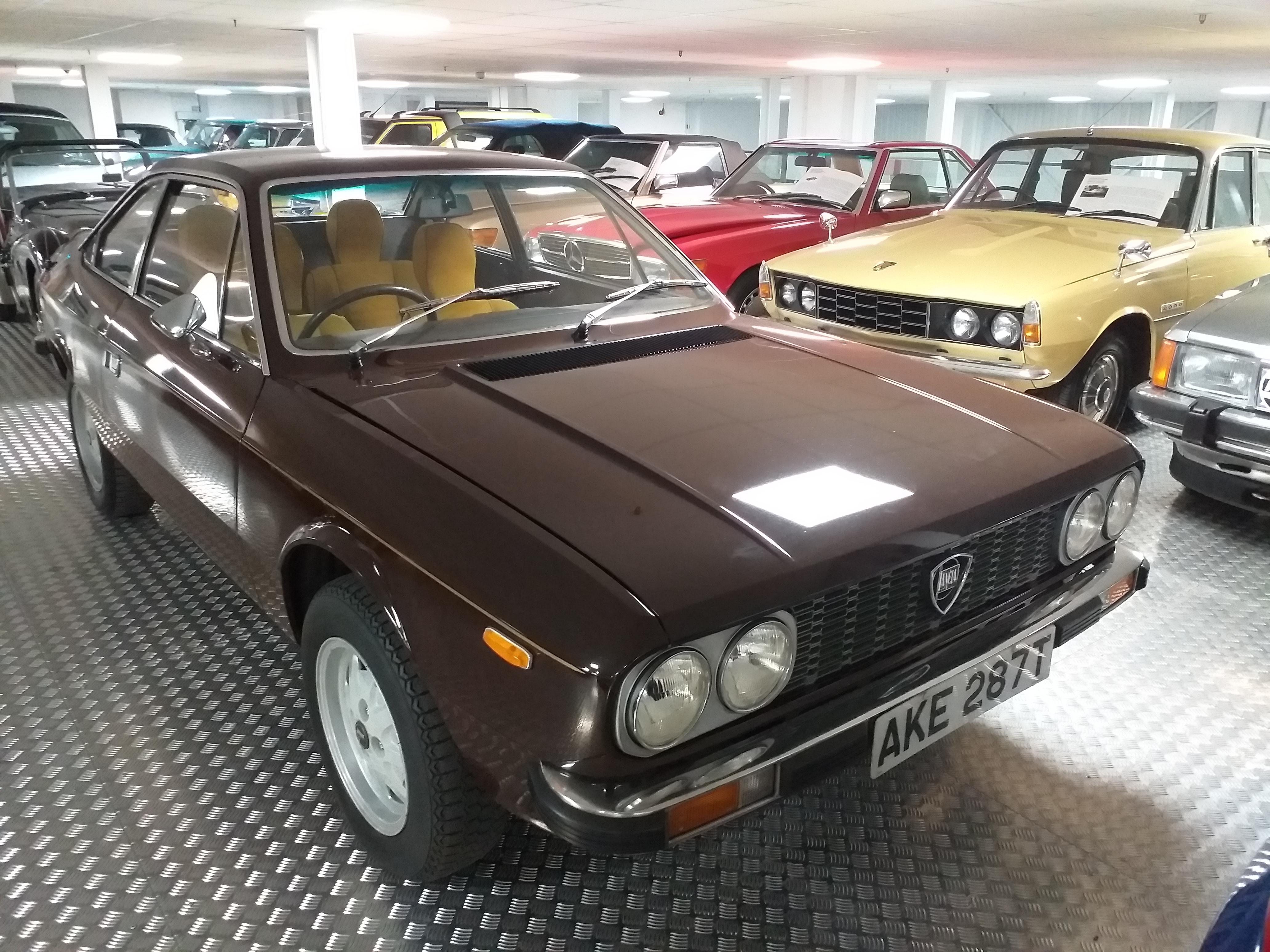 Lancia Beta (1978)