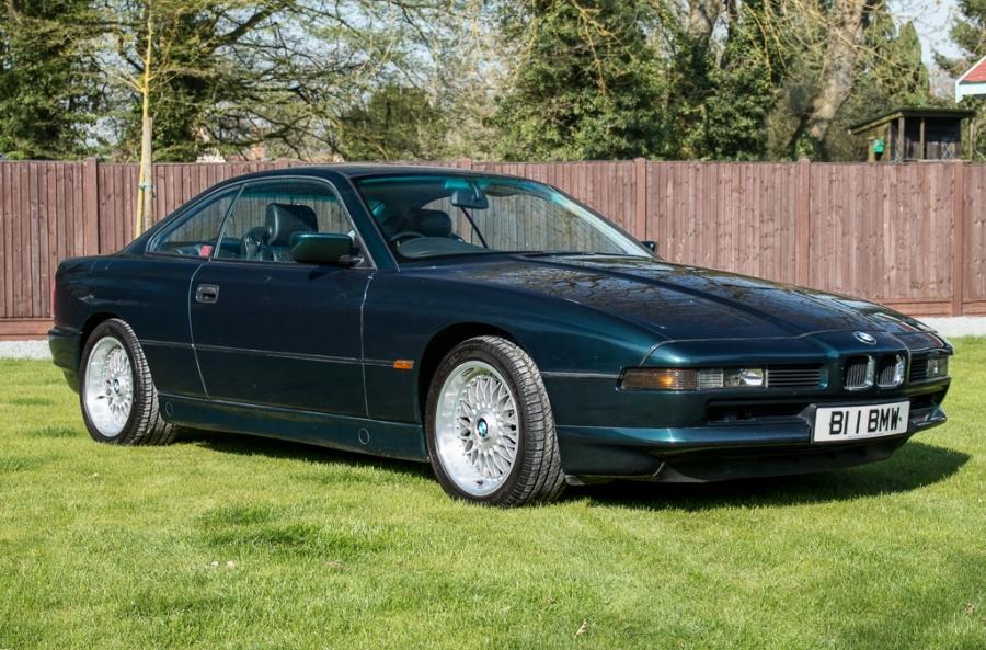 BMW 840 CI Auto 1997