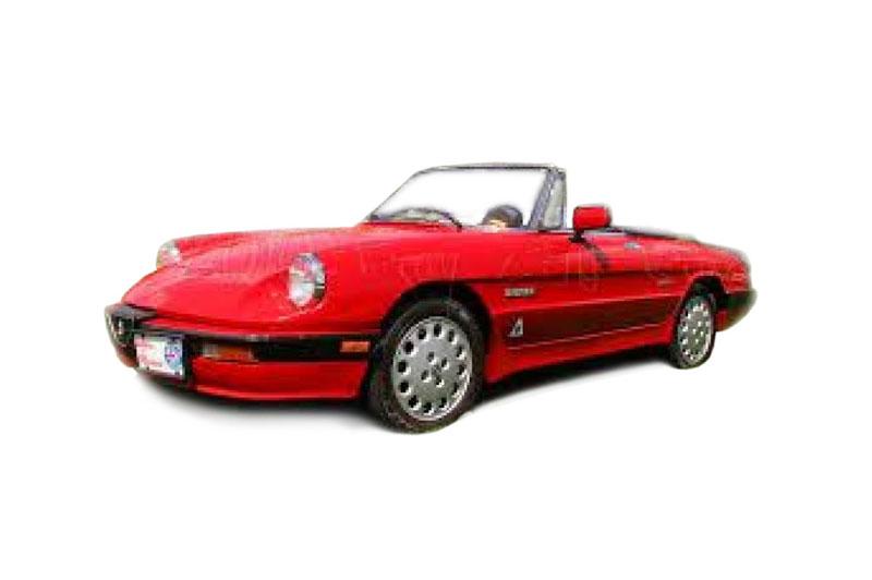 Alfa Romeo Spider (1989)