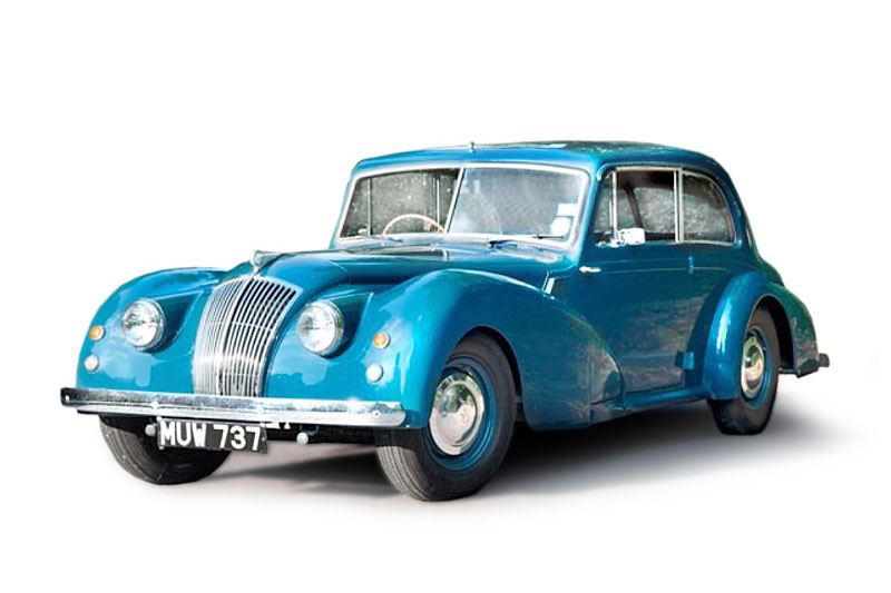 AC Two Litre Saloon (1952)