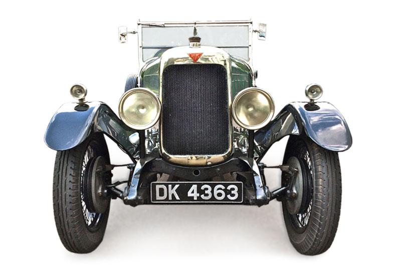 Alvis 1250 Tourer (1927)