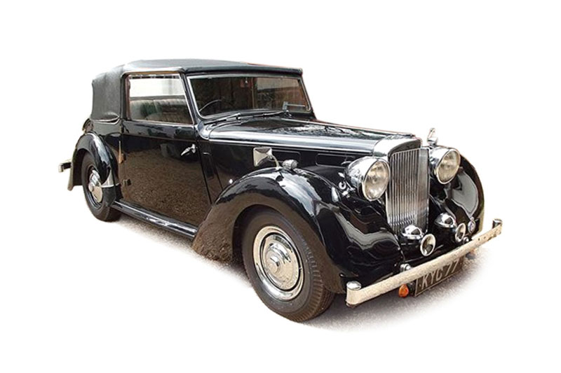 Alvis Alvis TA14 Three Position Drophead (1948)