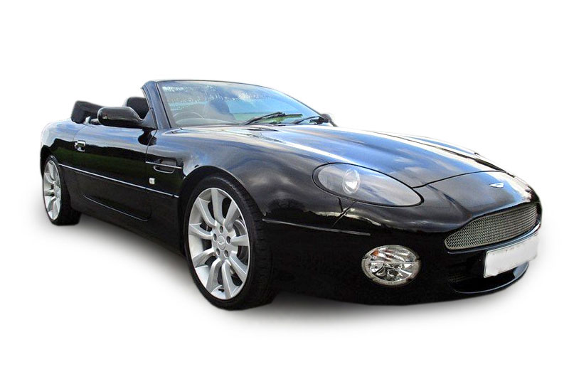 Aston Martin DB7 Convertible (1997)