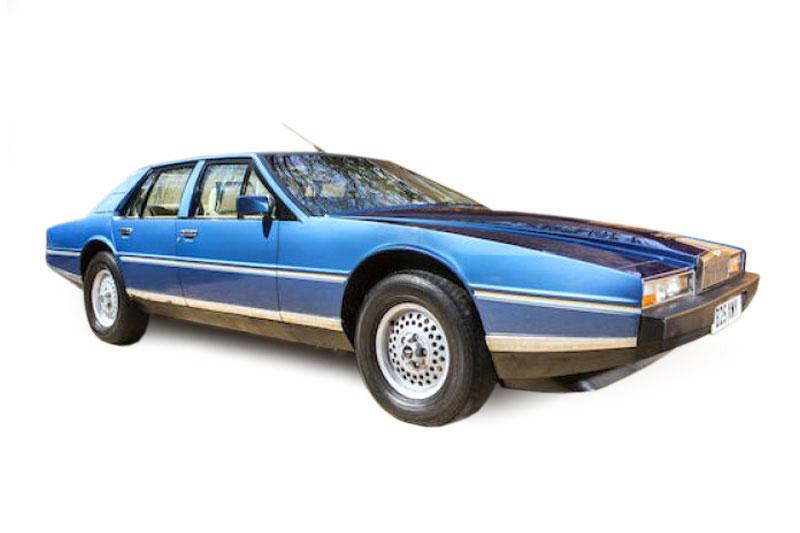 Aston Martin Lagonda Saloon (1984)