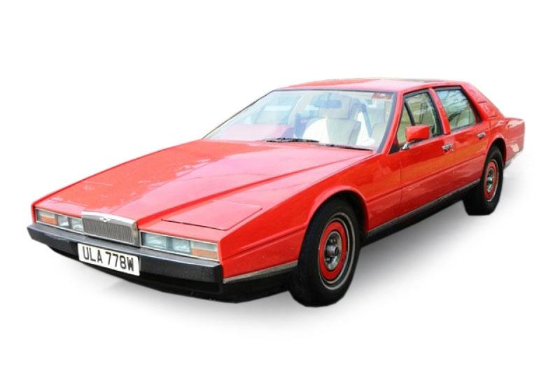 Aston Martin Lagonda Series 2 (1981)