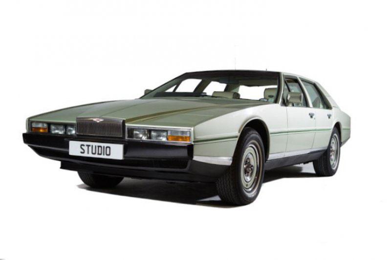 Aston Martin Lagonda Series 2 (1982)