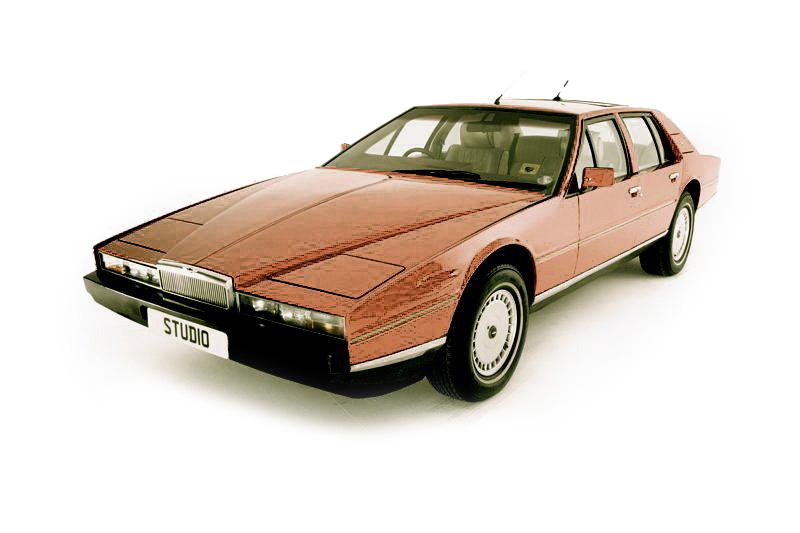 Aston Martin Lagonda Series 2 (1985)