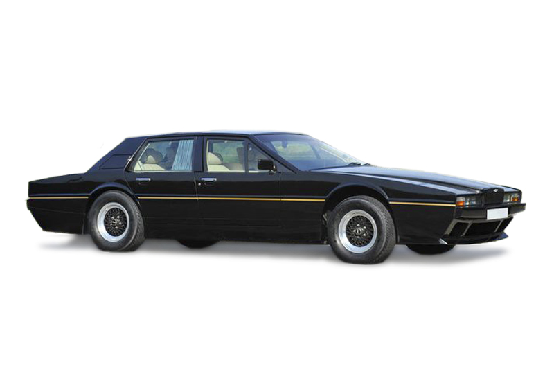 Aston Martin Lagonda Series 2 Tickford (1984)