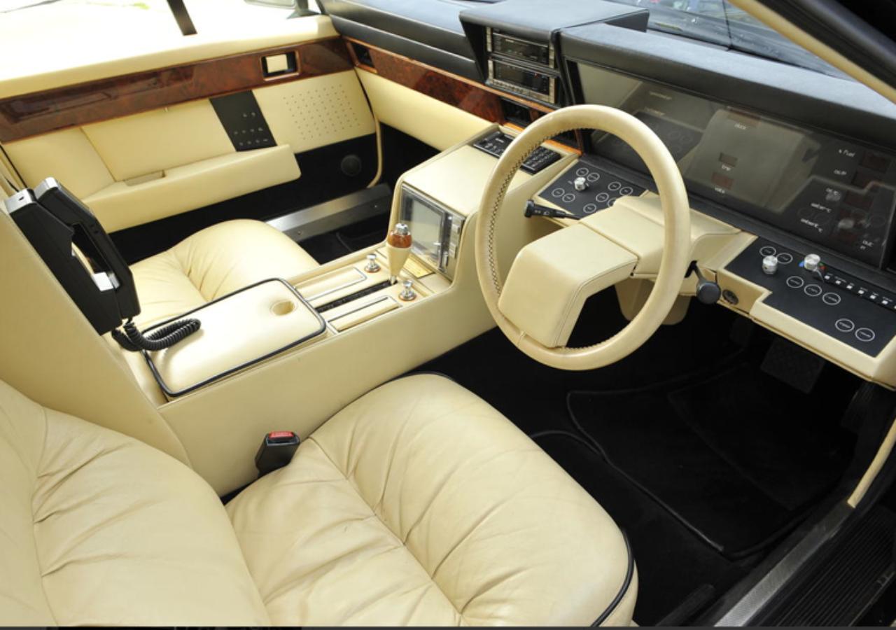 Aston Martin Lagonda Series 2 Tickford 1984 Studio 434