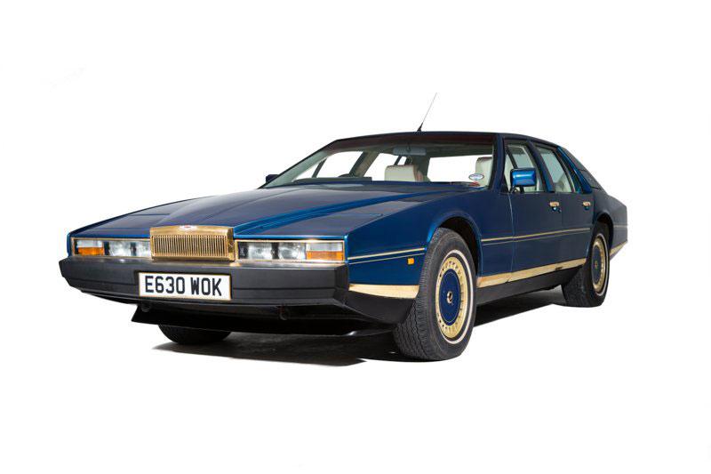 Aston Martin Lagonda Series 3 (1987)