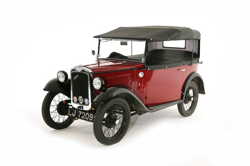 Austin Seven Open Tourer (1933)