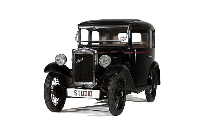Austin Austin Seven Saloon (1934)