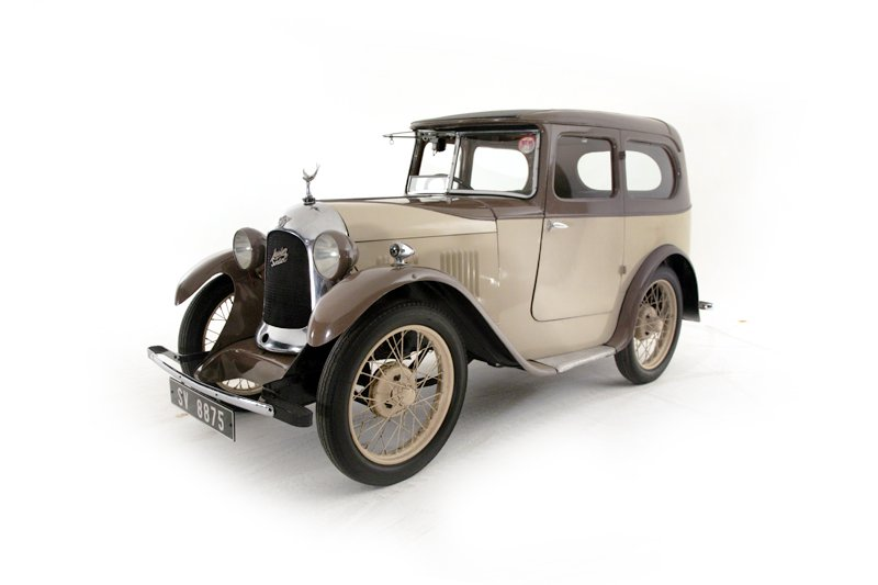 Austin Seven Swallow Saloon (1930)
